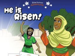 He is Risen! Activity Book & Lesson Plans: Beginners
