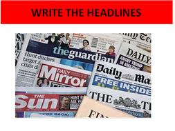 Headline Writing