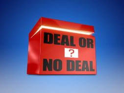 deal or no deal template by joshua stamp teaching resources tes