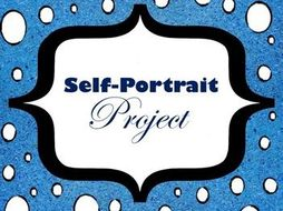 Self-Portrait Project