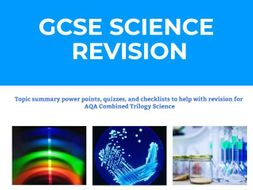 AQA GCSE Science revision website