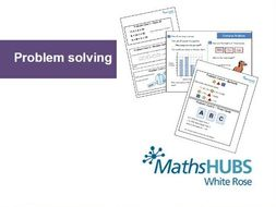 Reasoning - Problem Solving - Number (KS1) and Fractions (KS2) - March 4th