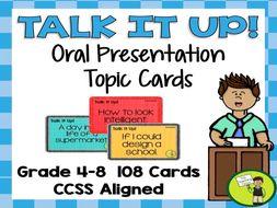 grade 4 speech topics