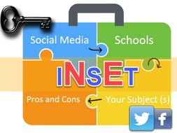 INSET: Social Media for Education (Advice for School/College Staff)