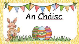 An Cháisc - Easter in Irish