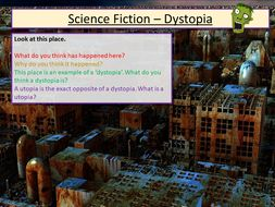 Science Fiction - Dystopia Introduction