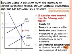 Subsidies - Micro Finance - FDI -Floating & Managed Exchange rates - Privatisation