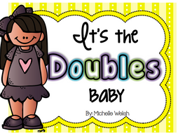Math: Addition Doubles Games & Activities