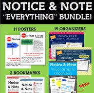 Notice and Note Bundle (fiction and nonfiction)