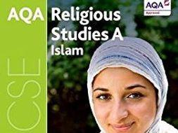 AQA Religious Studies A. ISLAMIC BELIEFS