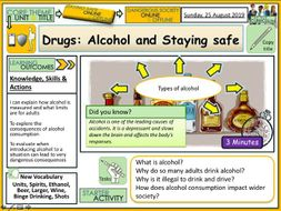 Drugs, Alcohol and Staying Safe