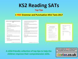 ks2 reading comprehension top tips free grammar and punctuation mini tests 2017 by davlae. Black Bedroom Furniture Sets. Home Design Ideas