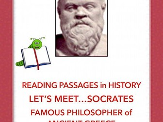 Socrates: Famous Philosopher of Ancient Greece(A Reading Passage)