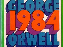 George Orwell - 1984 - Book 1, Ch. 5: Newspeak (IGCSE WORKSHEETS + ANSWERS)