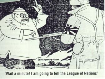Diamond 9: Why did Japan invade Manchuria?