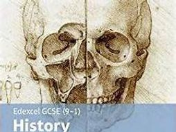 Revision Mind Maps-Medicine Through Time-1250-Present day- Edexcel 9-1