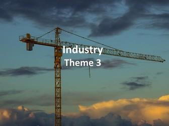 IGCSE Economic Development - Industry