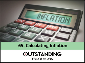 Economics: Lesson 65 - How Inflation is Measured or Calculating Inflation (RPI & CPI) + worksheet