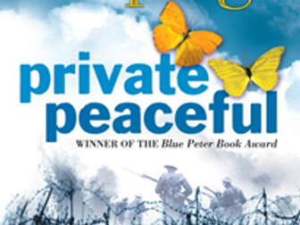 Private Peaceful -Structure: How is the death of Father structured to interest the reader?