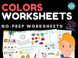 Kindergarten: Colours