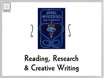 'Jewel Mysteries' Reading, Research & Creative Writing