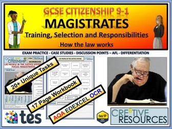 Magistrates - Law