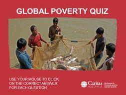 Poverty Quiz - Global Poverty