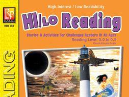 Hi/Lo Reading (Reading Level 1)