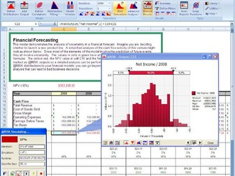 KS3 KS4 ICT Spreadsheets Basic Functions - Continued