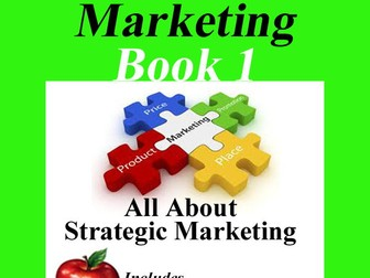 Marketing Book 1 > All About Strategic Marketing = Lesson + Activity & Quiz!