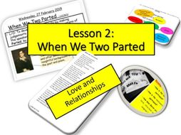 L2 - When We Two Parted
