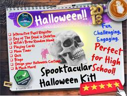 Halloween: Halloween Kit