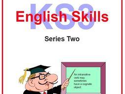 KS3 English Skills Resource Pack Bundle