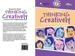 Thinking Creatively 2 (US): A Course in Creative and Applied Thinking