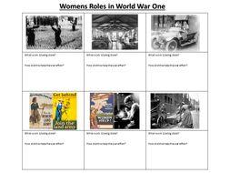 Women-in-WWI-worksheet.pptx
