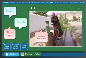 Make Your Own Information Book: Drought - Interactive Activity - KS2 Literacy