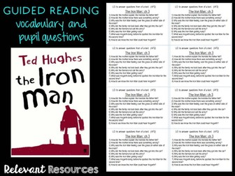 Guided Reading: The Iron Man