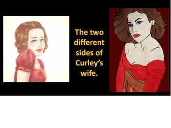Of Mice and Men: The two sides to Curley's Wife