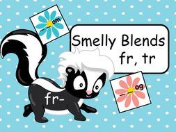 Smelly Blends -tr, fr