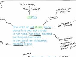 originally carol ann duffy poem analysis