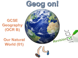 Revision templates - GCSE Geography (OCR B)