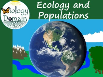 Ecology and Populations Worksheets