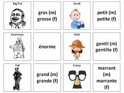 describing people in french pdf