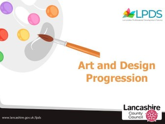 Art and Design Progression