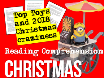 Christmas Reading Comprehension