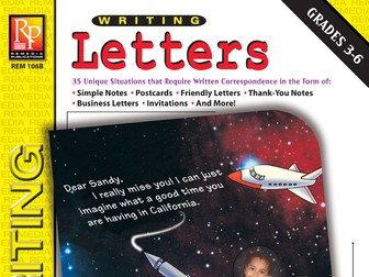 Writing Letters & Correspondence: Writing Basics Series