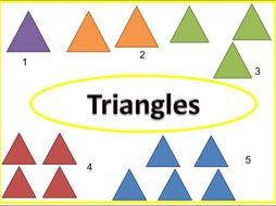 Fun to Count 2D Shapes PPT