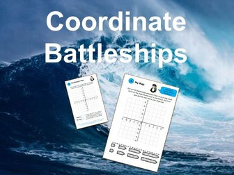 Coordinate Battleships Game (Differentiated)