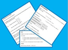 Edexcel Further Core Pure AS / Year 1
