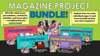 Magazine Project Bundle!